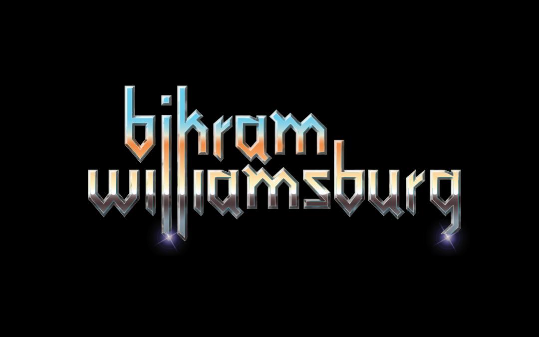 Bikram Williamsburg t-shirt design