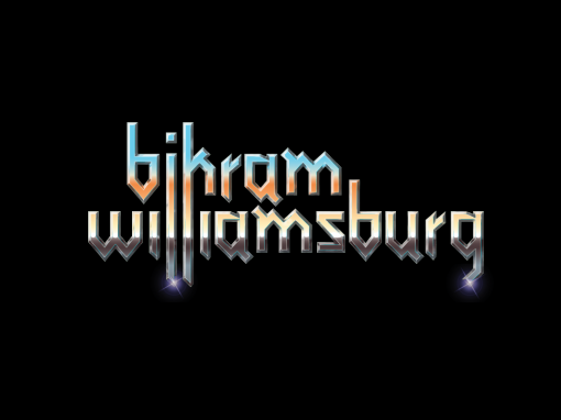 Bikram Williamsburg t-shirt design